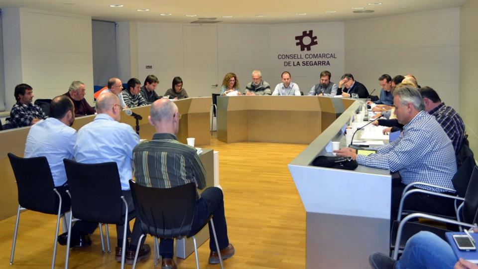 El Consell Comarcal de la Segarra aprova el pressupost per al 2016