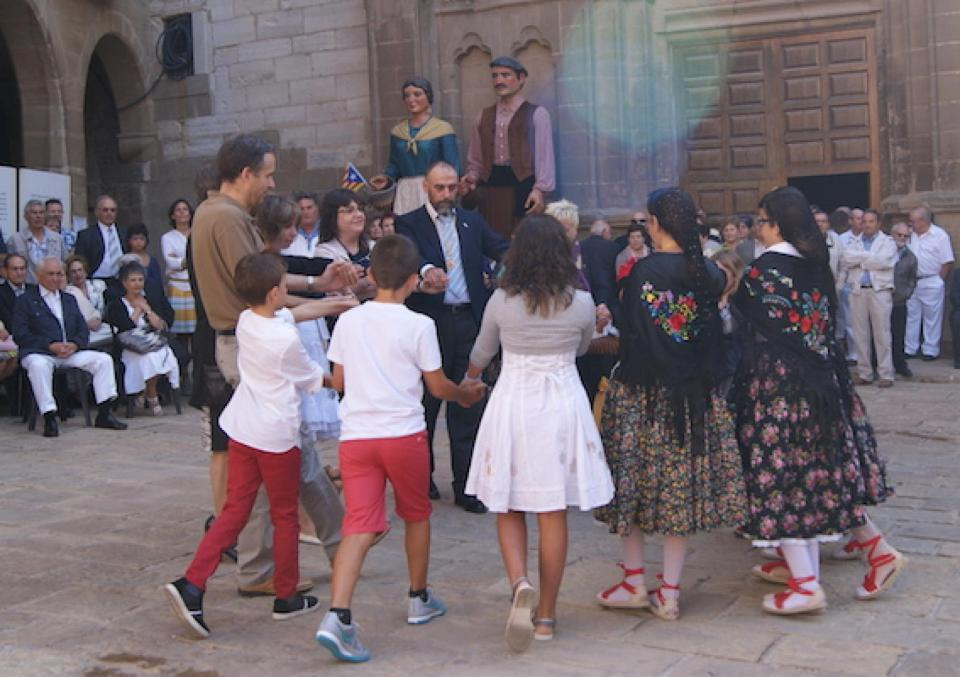 Calaf celebra aquest cap de setmana la seva Festa Major d'Hivern - Calaf