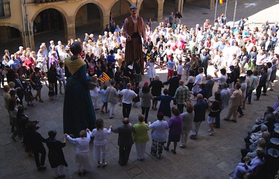 Calaf celebra aquest cap de setmana la seva Festa Major d'Hivern