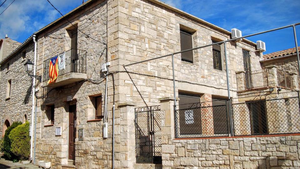 07.02.2016 ajuntament  Montoliu de Segarra -  Ramon Sunyer