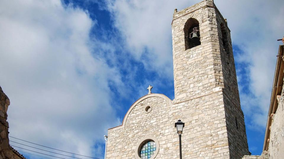 07.02.2016 Església Sant Salvador(XVIII)  Montoliu de Segarra -  Ramon Sunyer
