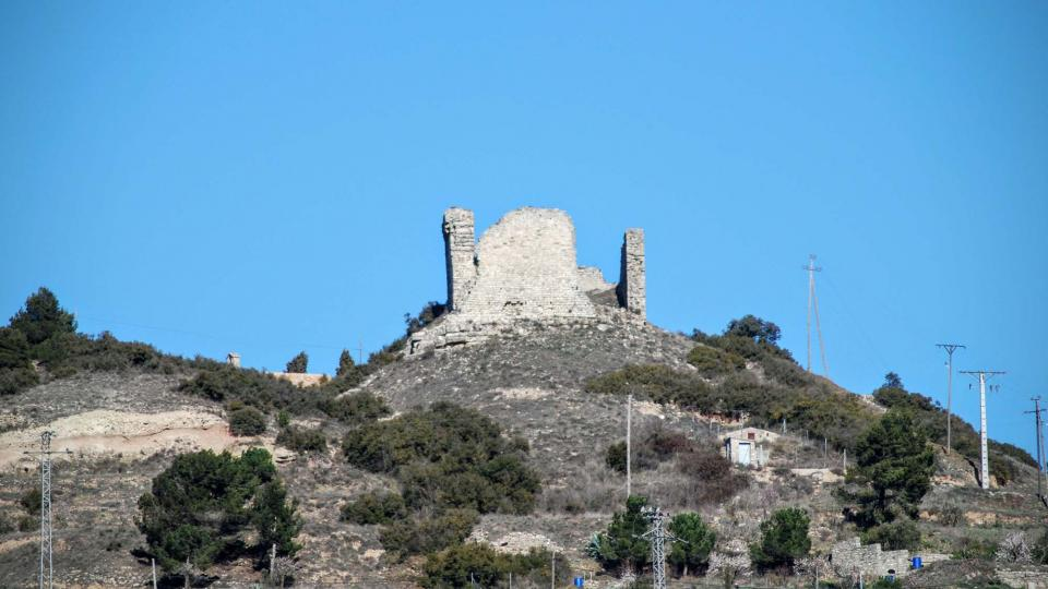 Castell de Guàrdia Lada - Autor Ramon Sunyer (2016)