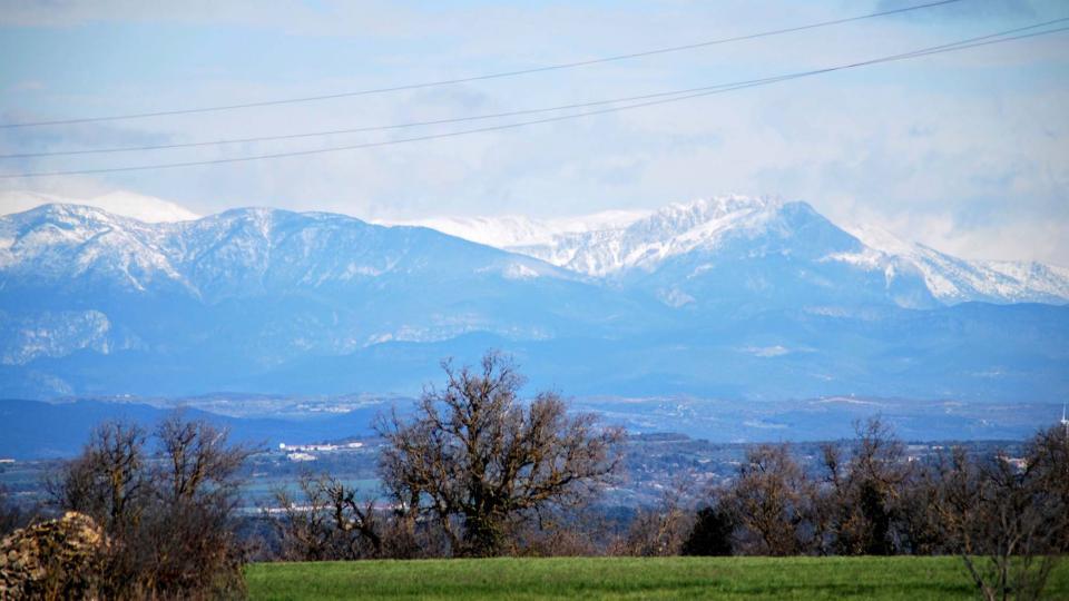 07.02.2016 Vista del Pirineu  Talavera -  Ramon Sunyer