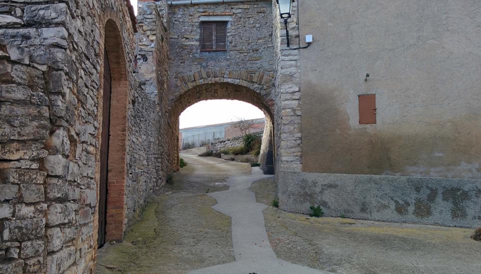 07.02.2016 portal  La Sisquella -  Ramon Sunyer