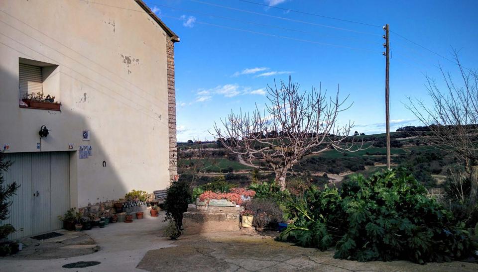 07.02.2016 casa  La Sisquella -  Ramon Sunyer