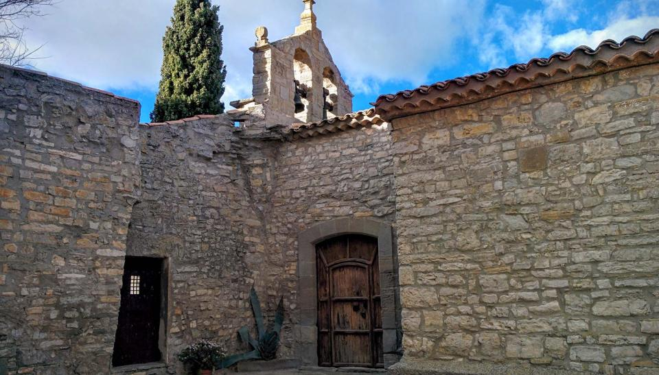 07.02.2016 Mare de Déu de les Neus(XVI, XIX)  La Sisquella -  Ramon Sunyer