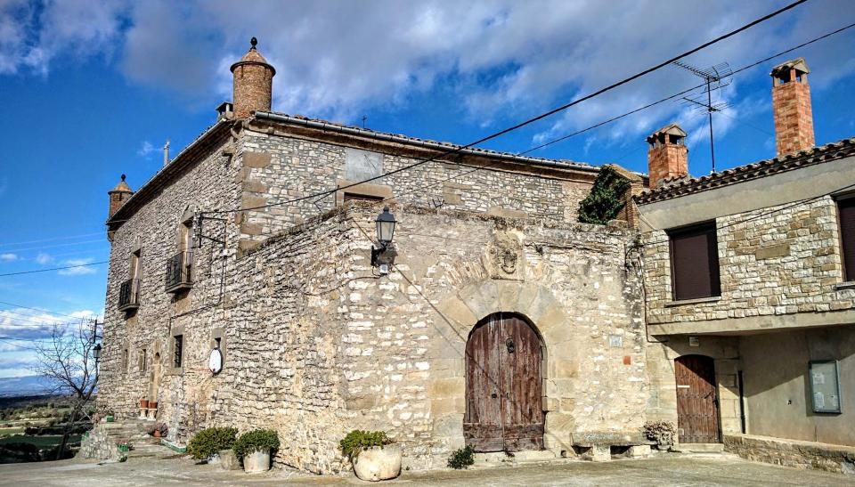 07.02.2016 Mas de Nuix renaixement (XVI)  La Sisquella -  Ramon Sunyer