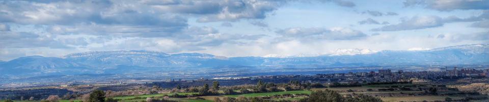 08.02.2016 El Montsec i el Pirineu  La Guàrdia Lada -  Ramon Sunyer