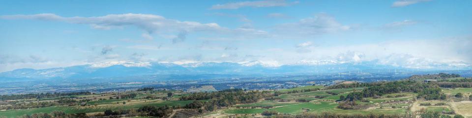 08.02.2016 el Pirineu  La Guàrdia Lada -  Ramon Sunyer