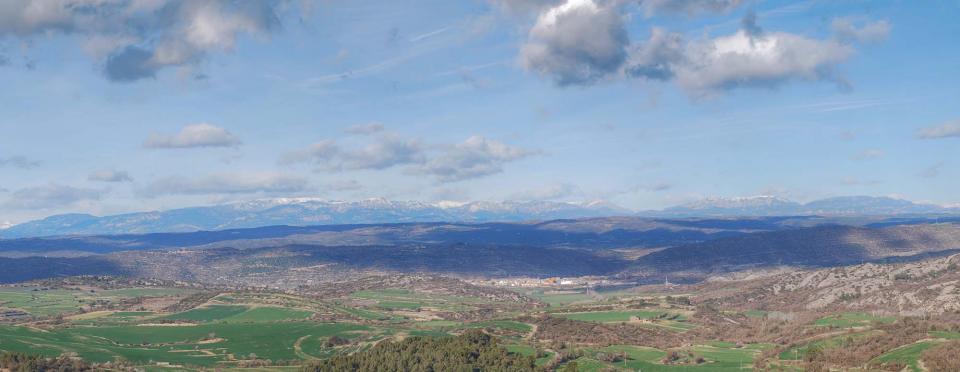 08.02.2016 Mirant el Pirineu  Vicfred -  Ramon Sunyer