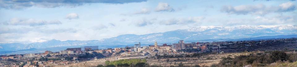 08.02.2016 Mirant el Pirineu  Cervera -  Ramon Sunyer