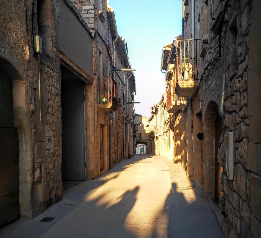 26.08.2014 vila-closa  El Mas de Bondia -  Ramon Sunyer