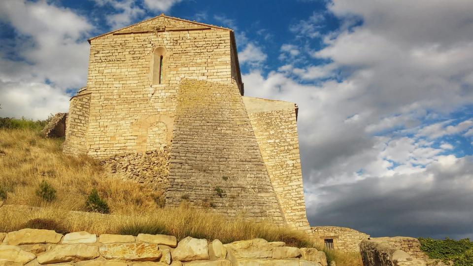 12.07.2014 Església de Sant Joan  Montornès de Segarra -  Ramon Sunyer