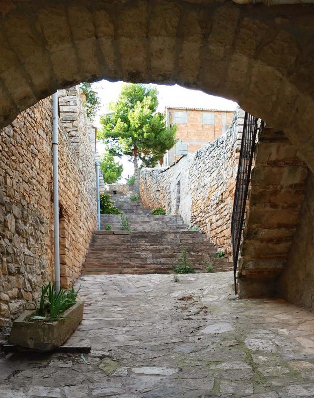 12.07.2014 portal  Montornès de Segarra -  Autor