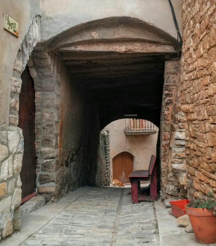 15.02.2015 portal  La Rabassa -  Ramon Sunyer