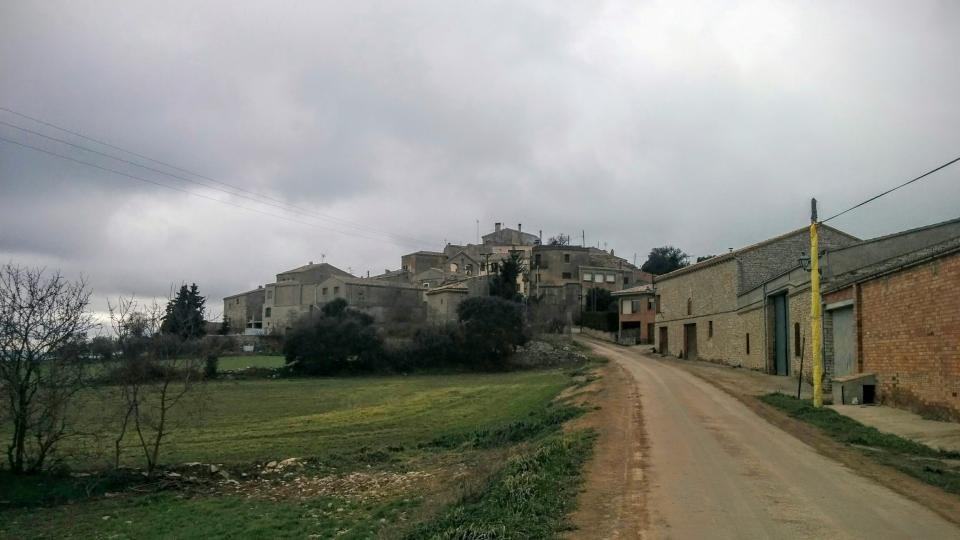15.02.2015 vista general  La Rabassa -  Ramon Sunyer