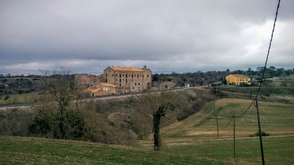 15.02.2015 Sant Andreu i Sant Guillem  Sant Guim de la Rabassa -  Ramon Sunyer