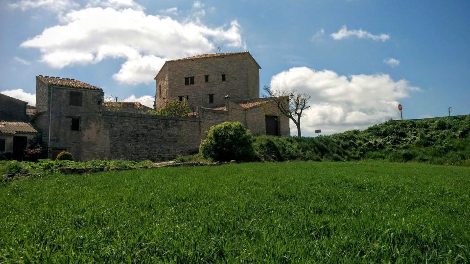 19.04.2015 vista  La Tallada -  Ramon Sunyer