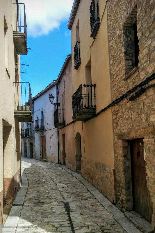 19.04.2015 carrer  La Tallada -  Ramon Sunyer