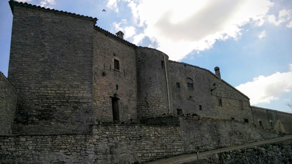 19.04.2015 castell  La Tallada -  Ramon Sunyer