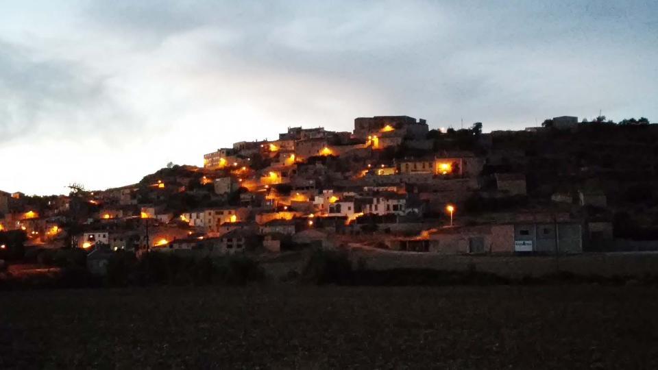 23.08.2014 es fa fosc  Les Oluges -  Ramon Sunyer