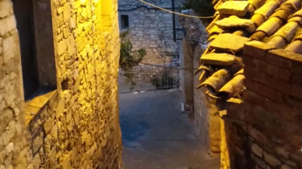 23.08.2014 carrer  Les Oluges -  Ramon Sunyer