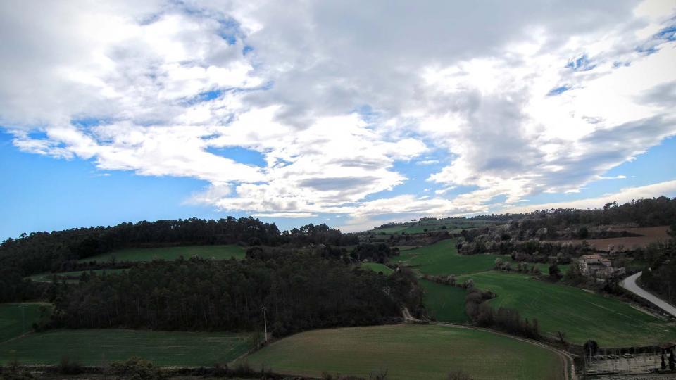 14.02.2016 paisatge  Gàver -  Ramon Sunyer