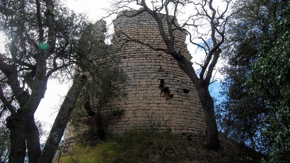 Torre de Gàver - Autor Ramon Sunyer (2016)