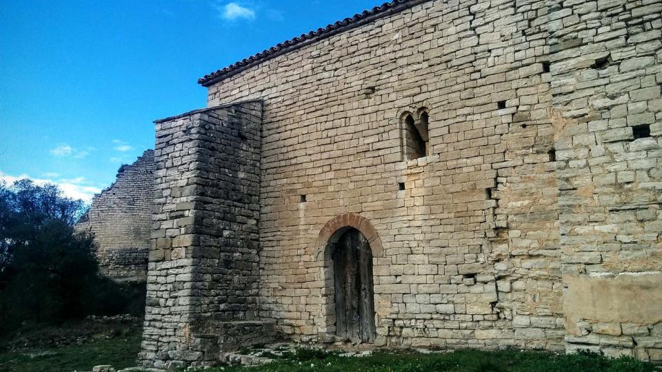 14.02.2016 Església Santa Maria  Gàver -  Ramon Sunyer