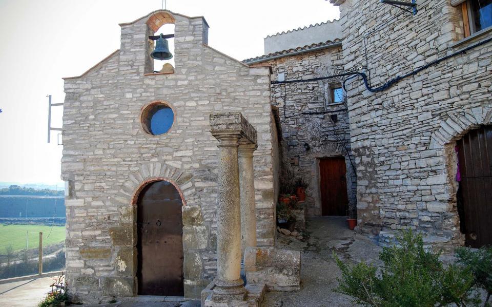 17.02.2016 Capella de Sant Salvador s XVIII  Briançó -  Ramon Sunyer