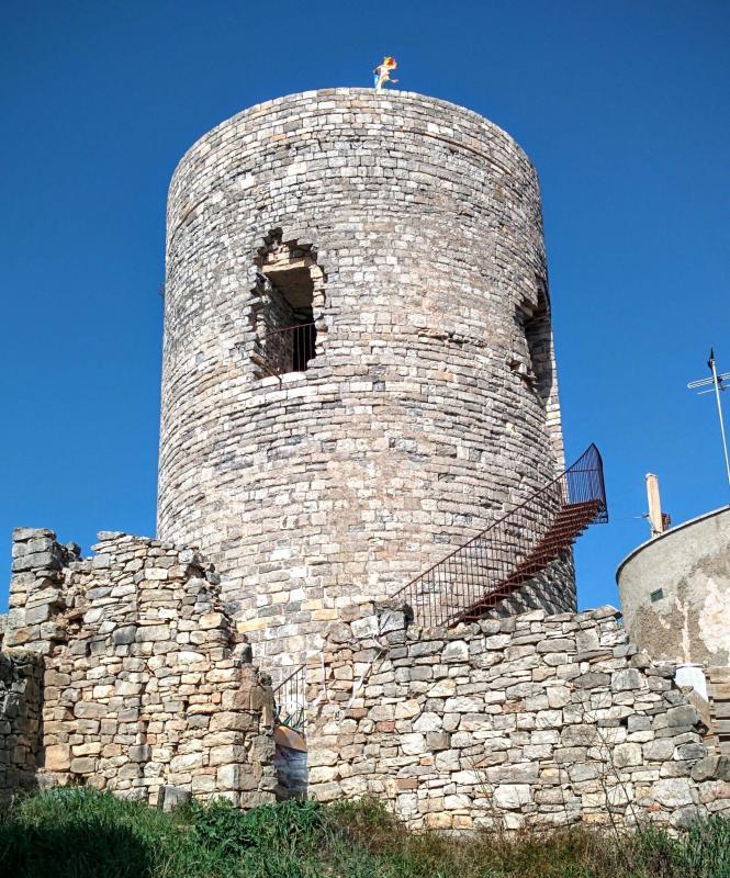 Torre de Ametlla de Segarra - Autor Ramon Sunyer (2016)