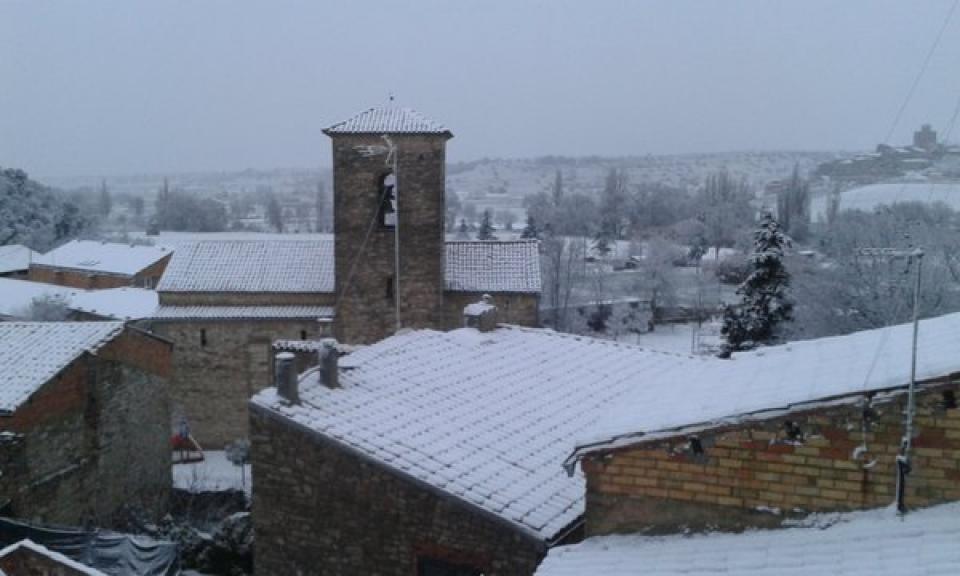 27.02.2016   Castellnou d'Oluges -  Castellnou d'Oluges