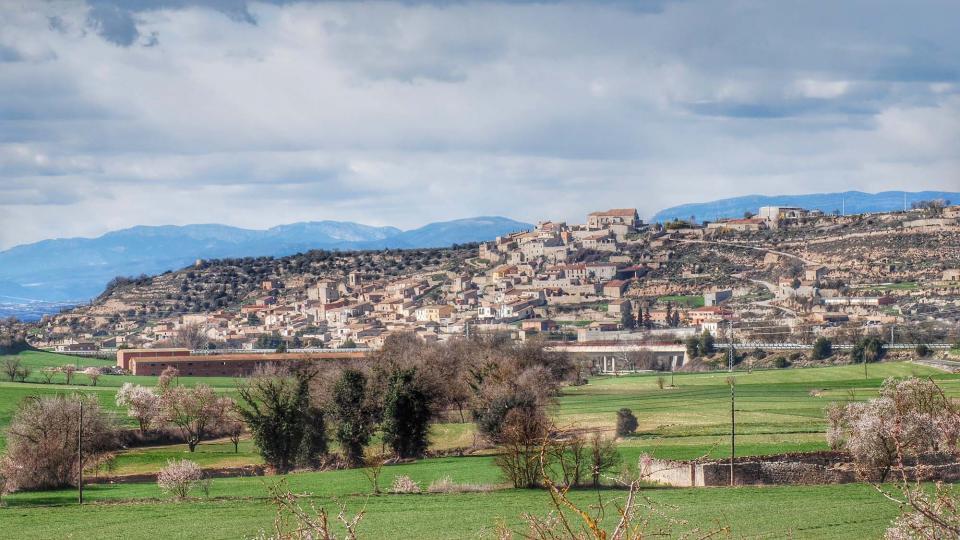 06.03.2016 vista  Les Oluges -  Ramon Sunyer