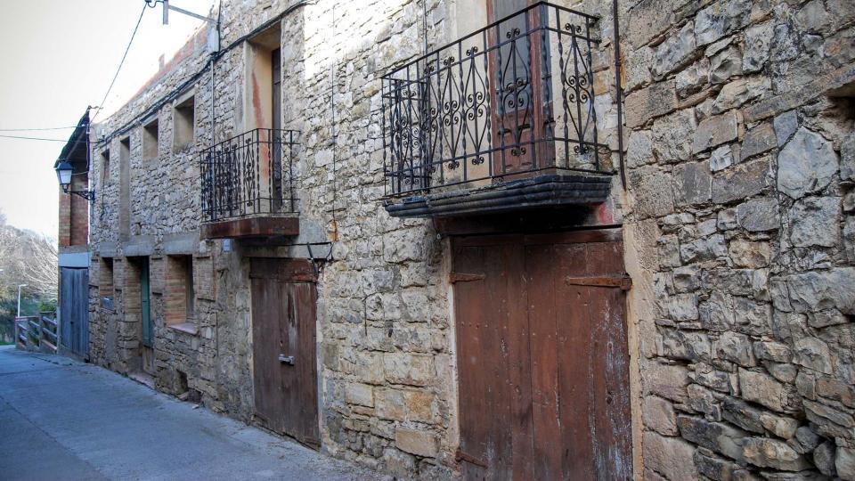 21.02.2016 carrer  La Guàrdia Lada -  Ramon Sunyer