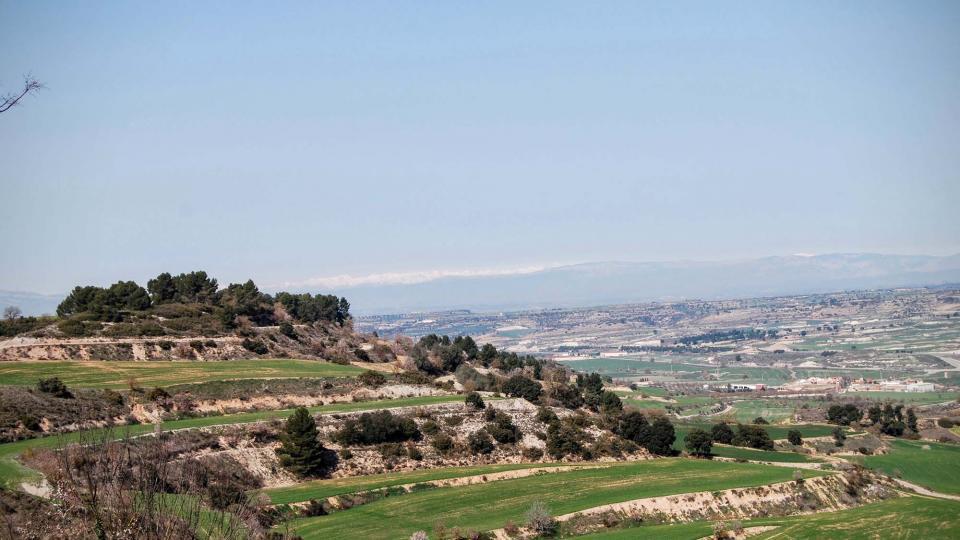 21.02.2016 paisatge  Rubinat -  Ramon Sunyer