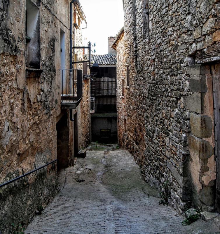 21.02.2016 carrer sense cap  Gramuntell -  Ramon Sunyer