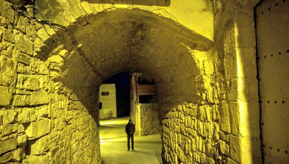 20.02.2016 portal  Gramuntell -  Ramon Sunyer