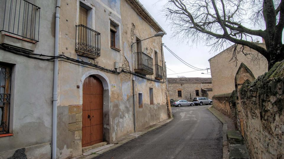 28.02.2016 carrer  Els Hostalets -  Ramon Sunyer