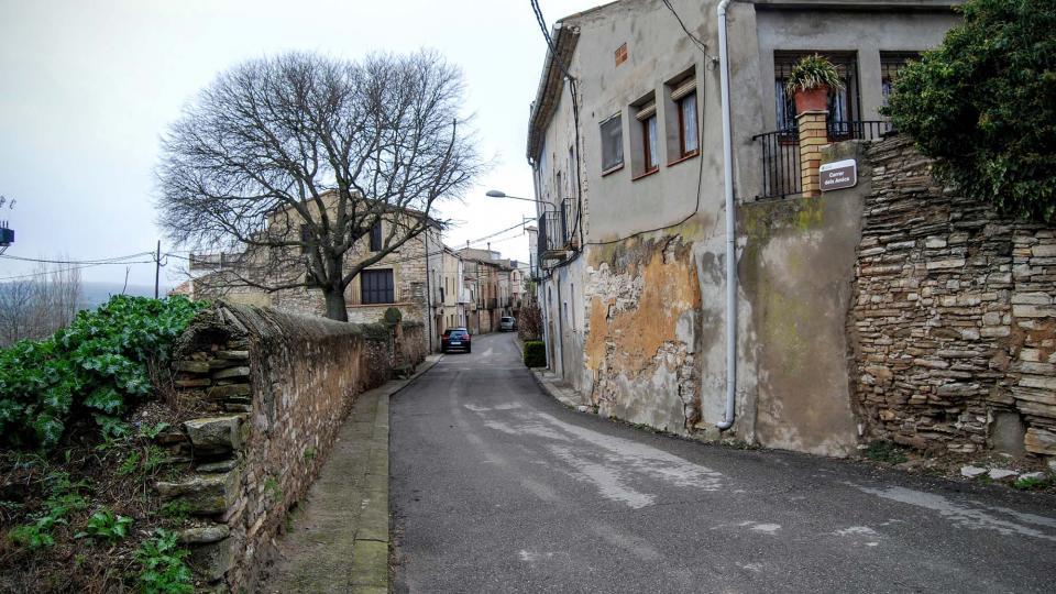 28.02.2016 carrer dels amics  Els Hostalets -  Ramon Sunyer