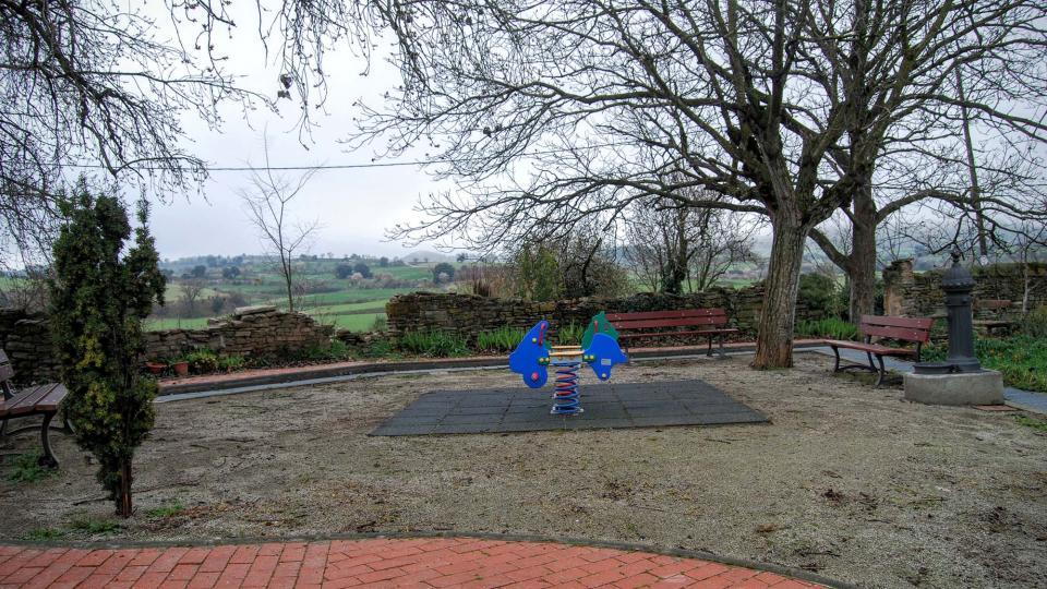 28.02.2016 parc  Els Hostalets -  Ramon Sunyer