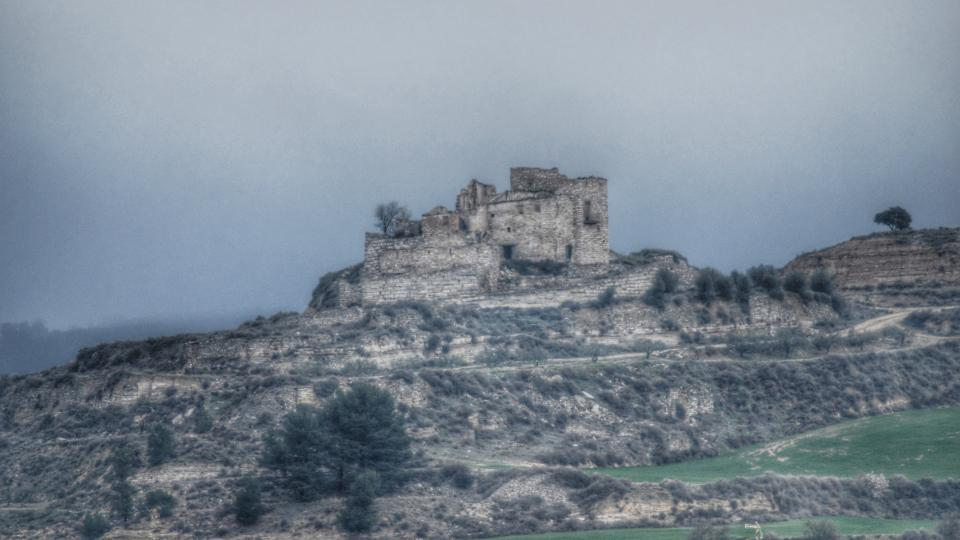 28.02.2016 Castell  de Timor  Sant Pere dels Arquells -  Ramon Sunyer