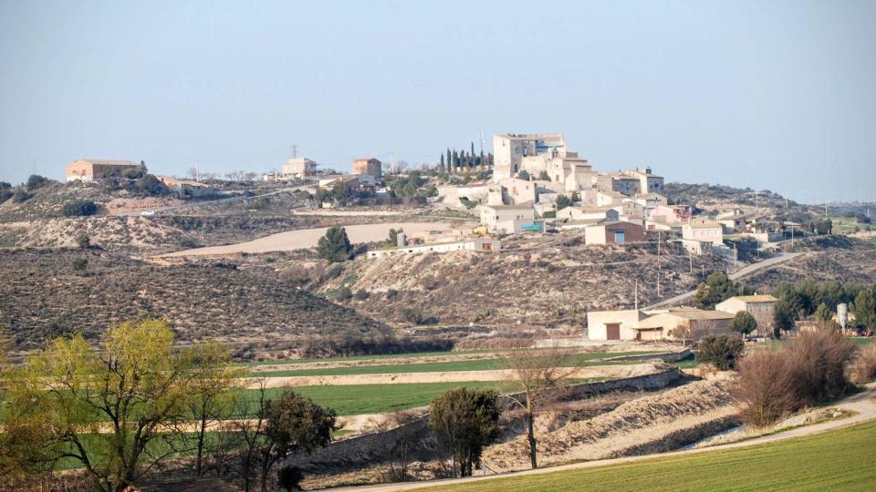 13.03.2016 Vista des de La Móra  Fonolleres -  Ramon Sunyer
