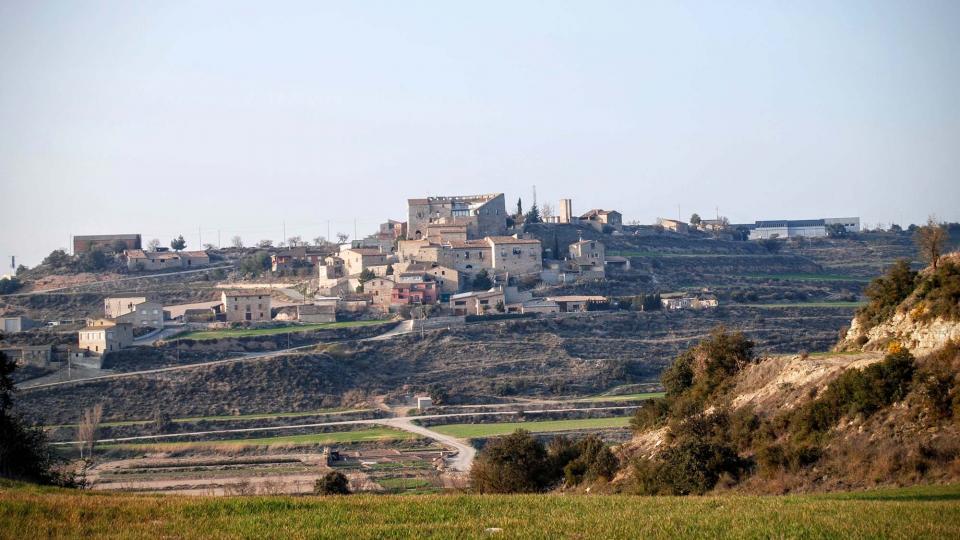 13.03.2016 Vista des del Pla de les Tenalles  Fonolleres -  Ramon Sunyer