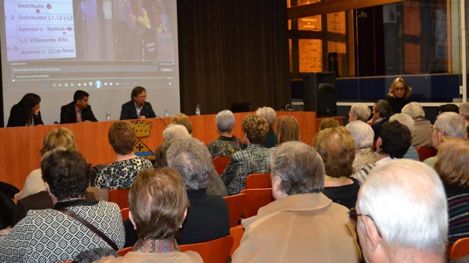 10.03.2016 Aula d'Extensió Cultural  Guissona -  Aj Guissona
