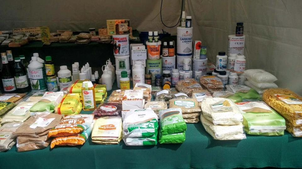10.04.2016 alimentació  Calaf -  Ramon Sunyer