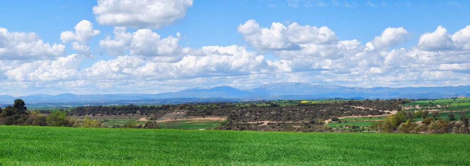 17.04.2016 Vista del Montsec  Vicfred -  Ramon Sunyer
