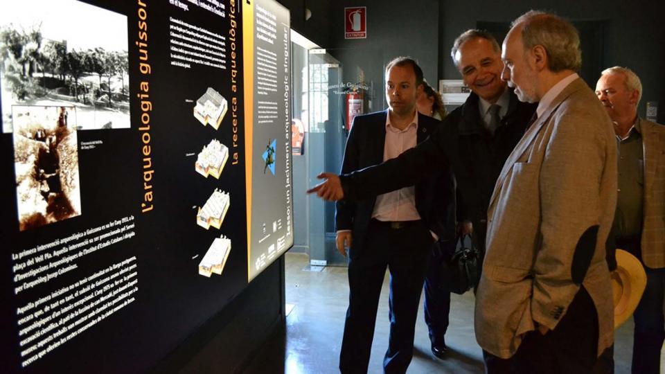 Visita al museu - Guissona