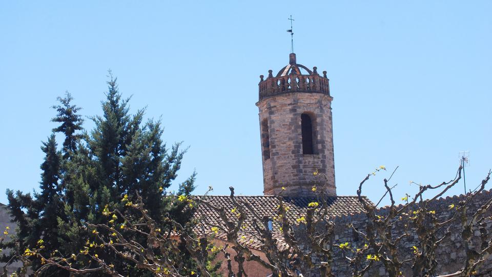 24.04.2016 Campanar  església  La Manresana -  Ramon Sunyer