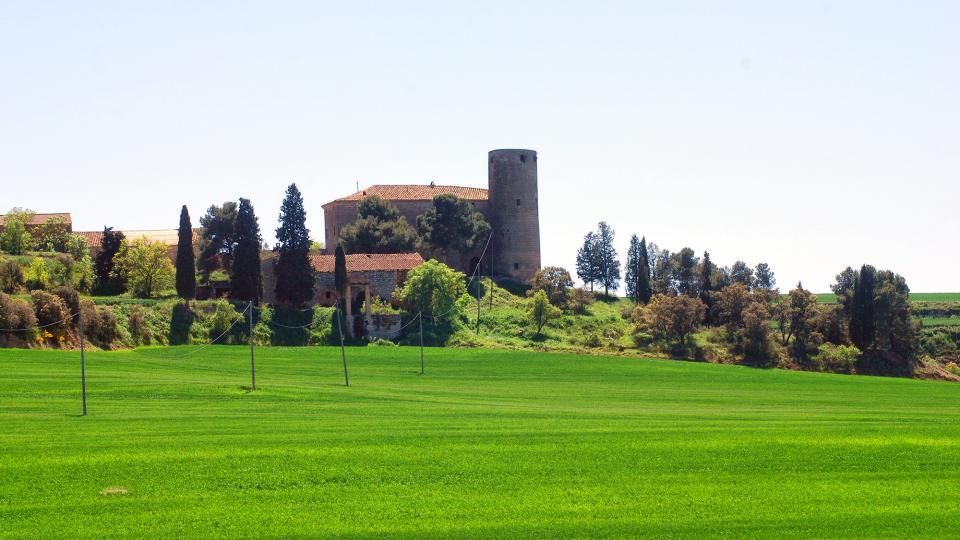 24.04.2016   Castellmeià -  Ramon Sunyer