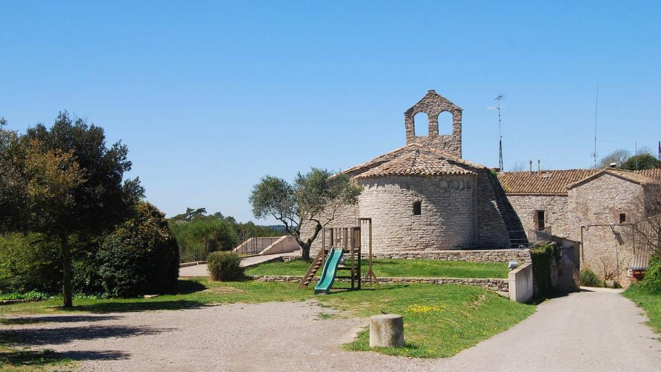 Church of Sant Joan - Author Ramon Sunyer (2016)